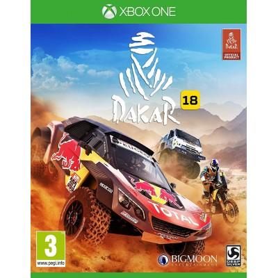 Dakar 18 [Xbox One, английская версия]