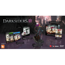 Darksiders III. Collectors Edition [Xbox One, русская версия]