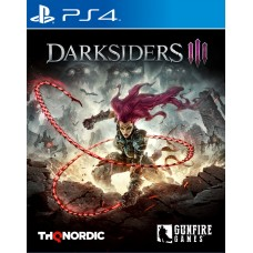 Darksiders III [PS4, русская версия]