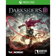 Darksiders III [Xbox One, русская версия]