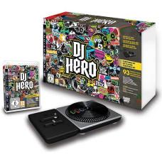 DJ Hero. Turntable Kit (игра + контроллер) [PS3, английская версия]