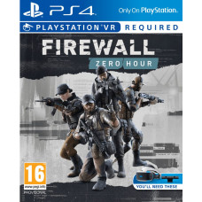 Firewall Zero Hour (только для VR) [PS4, русская версия]