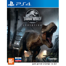 Jurassic World Evolution [PS4, русская версия]
