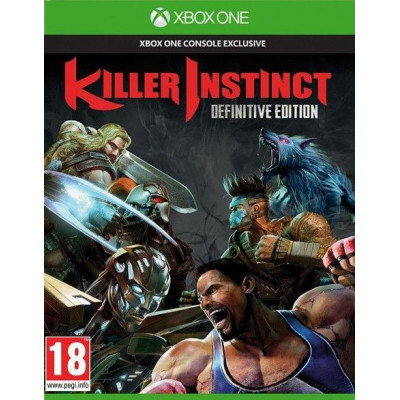 Killer Instinct. Definitive Edition [Xbox One, русская версия]