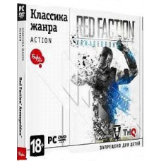 Red Faction: Armageddon (Классика жанра) [PC, Jewel, русская версия]