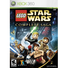 LEGO Star Wars: The Complete Saga [Xbox 360, английская версия]