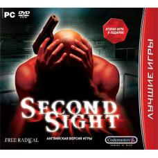 Second Sight (Лучшие игры) [PC, Jewel, английская версия]