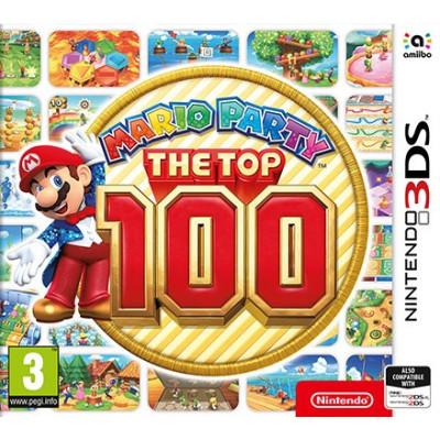 Игра для Nintendo 3DS Mario Party: The Top 100 (английская версия)