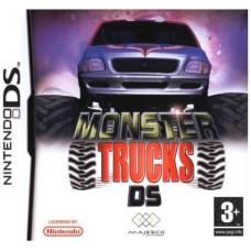Monster Trucks [DS, английская версия]