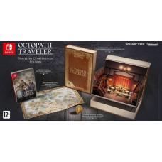 Octopath Traveler. Traveler's Compendium Edition [NS, английская версия]