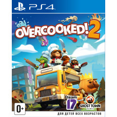 Overcooked! 2 [PS4, английская версия]