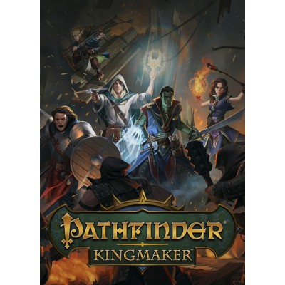 Pathfinder: Kingmaker [PC, русские субтитры]