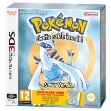Pokemon Silver Version (code) [3DS, английская версия]