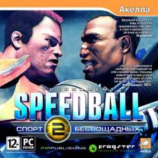 Speedball 2: Спорт беспощадных [PC, Jewel, русская версия]