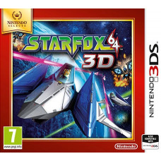 Starfox 64 3D (Nintendo Selects) [3DS, русская документация]