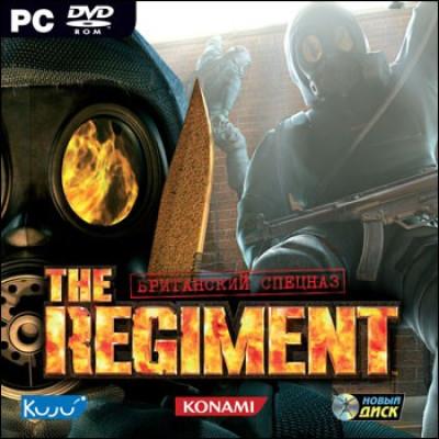 Игра для PC The Regiment: Британский спецназ (русская версия)