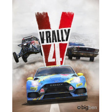 V-Rally 4. Ultimate edition [Xbox One, русские субтитры]