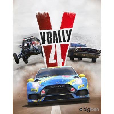 Игра для PC V-Rally 4. Ultimate edition (русские субтитры)