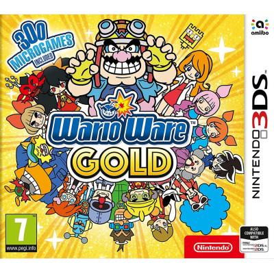 Игра для Nintendo 3DS WarioWare Gold (английская версия)