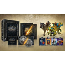 World of Warcraft: Battle for Azeroth. Collector's Edition [PC, русская версия]