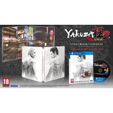 Yakuza Kiwami 2. Steelbook Edition [PS4, английская версия]