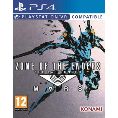 Zone of the Enders: The 2nd Runner - Mars (поддержка PS VR) [PS4, английская версия]