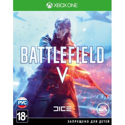 Игра для Xbox One Battlefield V (русская версия)