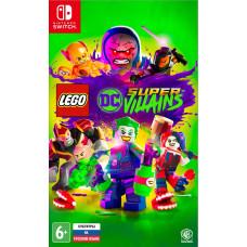LEGO DC Super-Villains [NS, русские субтитры]