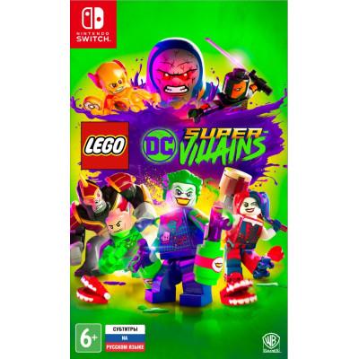 Игра для Nintendo Switch LEGO DC Super-Villains (русские субтитры)
