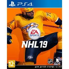 NHL 19 [PS4, русские субтитры]