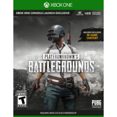 PlayerUnknown's Battlegrounds (ver 1.0) [Xbox One, русские субтитры]