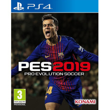 Pro Evolution Soccer 2019 [PS4, русские субтитры]