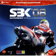 SBK 08: Superbike World Championship (коллекция развлечений) [PC, Jewel, русская версия]