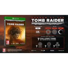 Shadow of the Tomb Raider. Издание Croft [Xbox One, русская версия]