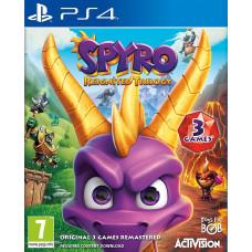 Spyro Reignited Trilogy [PS4, английская версия]