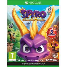 Spyro Reignited Trilogy [Xbox One, английская версия]