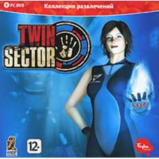 Twin Sector (коллекция развлечений) [PC, Jewel, русская версия]