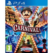 Carnival Games [PS4, английская версия]