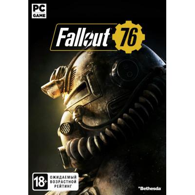 Fallout 76 (код загрузки, без диска) [PC, Jewel, русские субтитры]