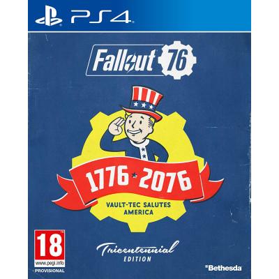 Игра для PlayStation 4 Fallout 76. Tricentennial Edition (русские субтитры)