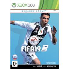 FIFA 19. Legacy Edition [Xbox 360, русская версия]