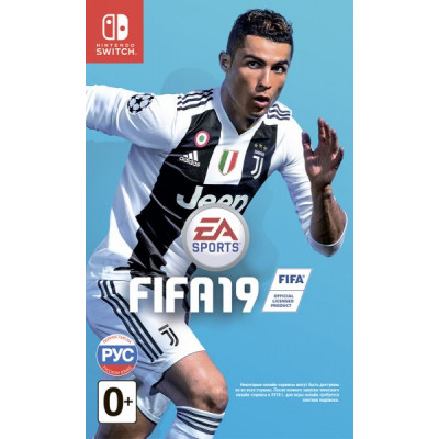 Игра для Nintendo Switch FIFA 19 (русская версия)