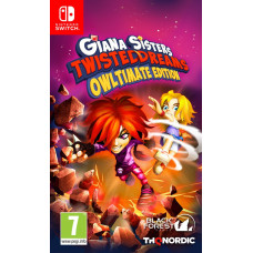 Giana Sisters: Twisted Dream - Owltimate Edition [NS, русские субтитры]