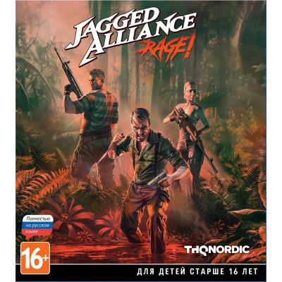 Игра для PC Jagged Alliance: Rage! (русская версия)