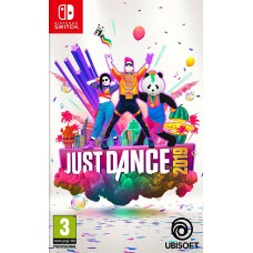 Just Dance 2019 [NS, русская версия]