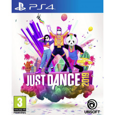Just Dance 2019 [PS4, русская версия]