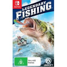 Legendary Fishing [NS, английская версия]