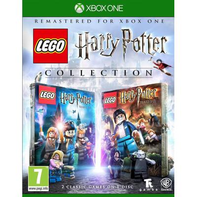 Игра для Xbox One LEGO Harry Potter: Collection (английская версия)