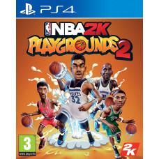 NBA 2K Playgrounds 2 [PS4, русские субтитры]