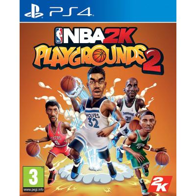 Игра для PlayStation 4 NBA 2K Playgrounds 2 (русские субтитры)